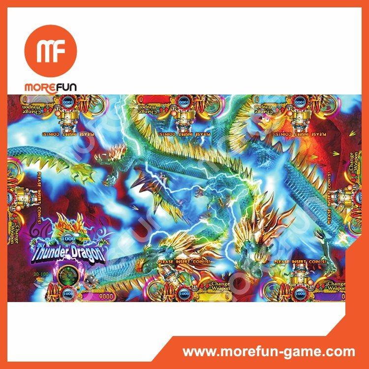 Thunder Dragon Fishing Games