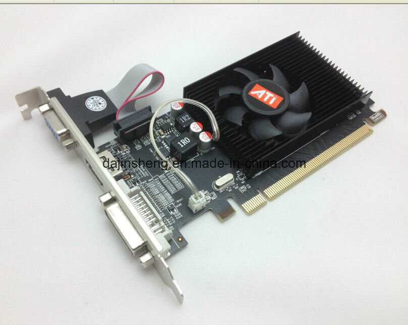 Geforce Gt 610 Lp 64bit DDR2 Video Card with 1GB Memory