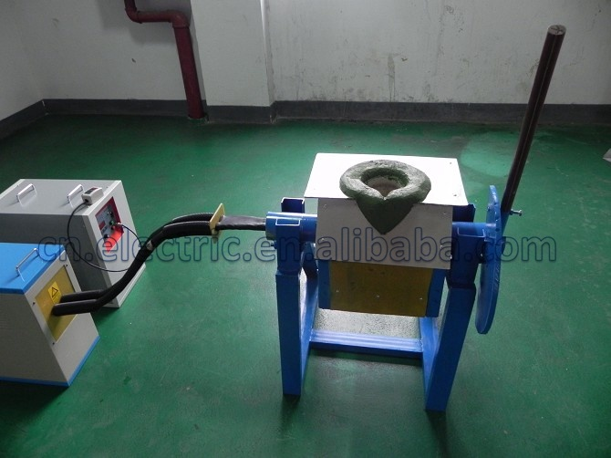 Intermediate Frequency Induction Furnace for Smelting