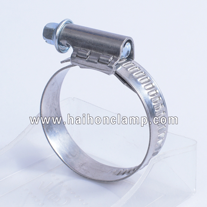 Bandwidth 12mm Germany Type Hose Clamp