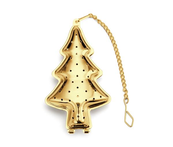 Christmas Tree Tea Infuser Gift Tea Ware Strainer