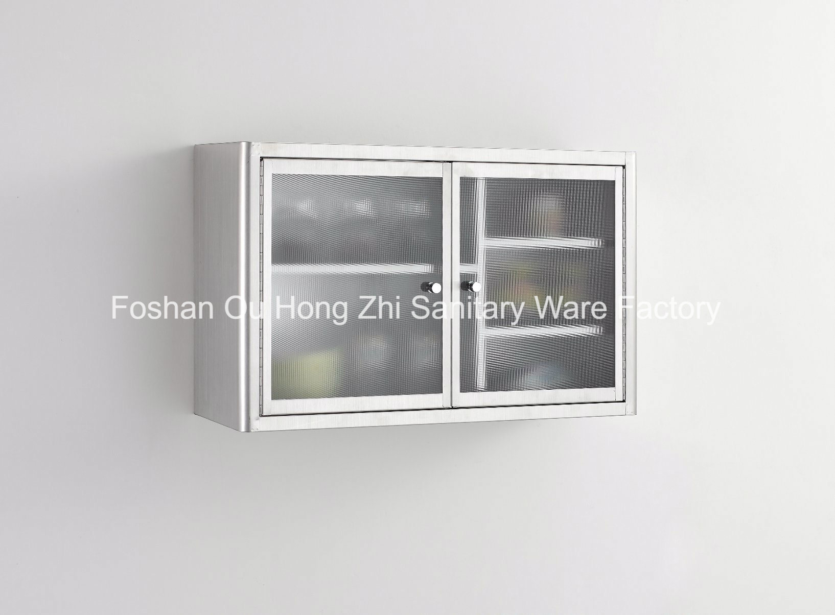 Modern Kitchen Furniture Stainless Steel Fashion High Gloss Kitchen Cabinets