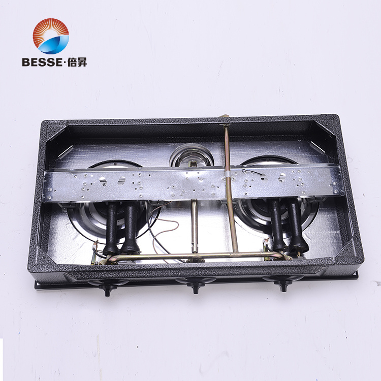 New Design 3 Burners Gas Stove
