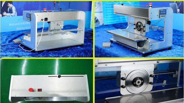 PCB V-Cutter Machine Cutting Machine PCB Cutting Machine