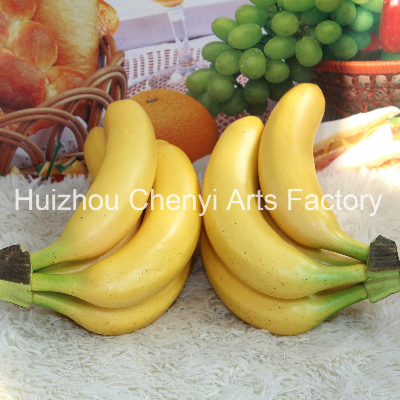 Very Nice 5 Head Banana Artificial Fruit