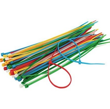 Cable Zip Ties for Home Office Garage Workshop, 4, 6, 8, 12 Inches