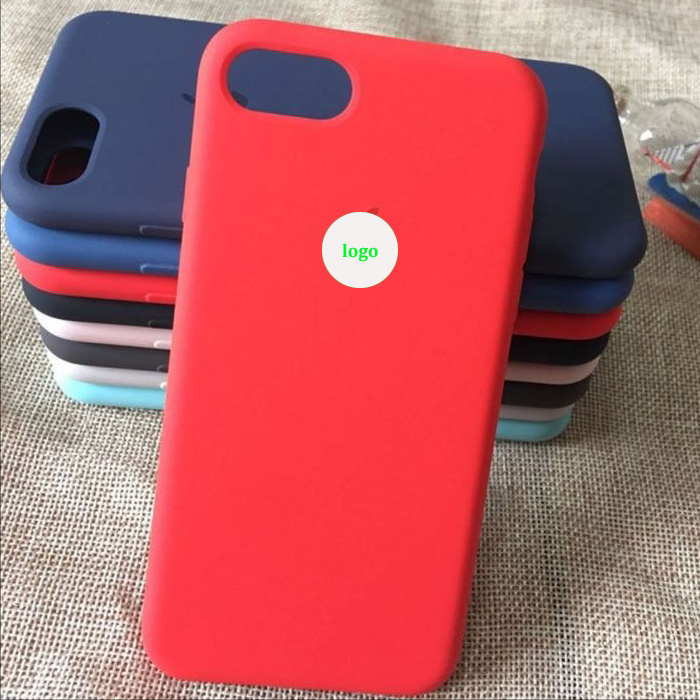 Latest and Popular Silicone Mobile Phone Case for iPhone 7, iPhone6 and iPhone Series Cell Phone