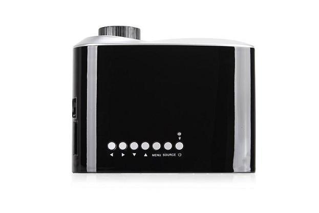 Yi-800 Mini Multifunctional LCD Projector