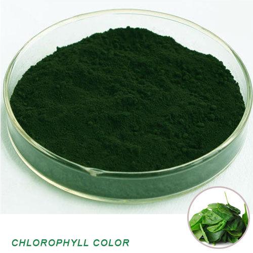 Natural Chlorophyll Color Sodium Copper Chlorophyllin