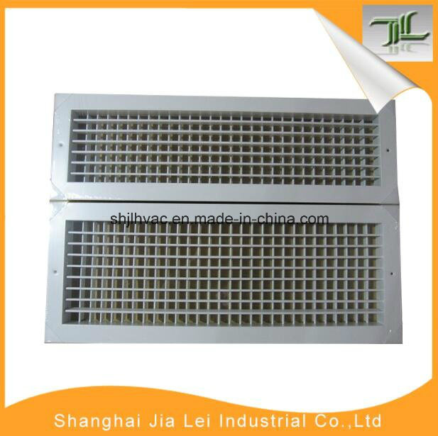 Supply Air Grille Double Deflection Type, High Quality Air Grille