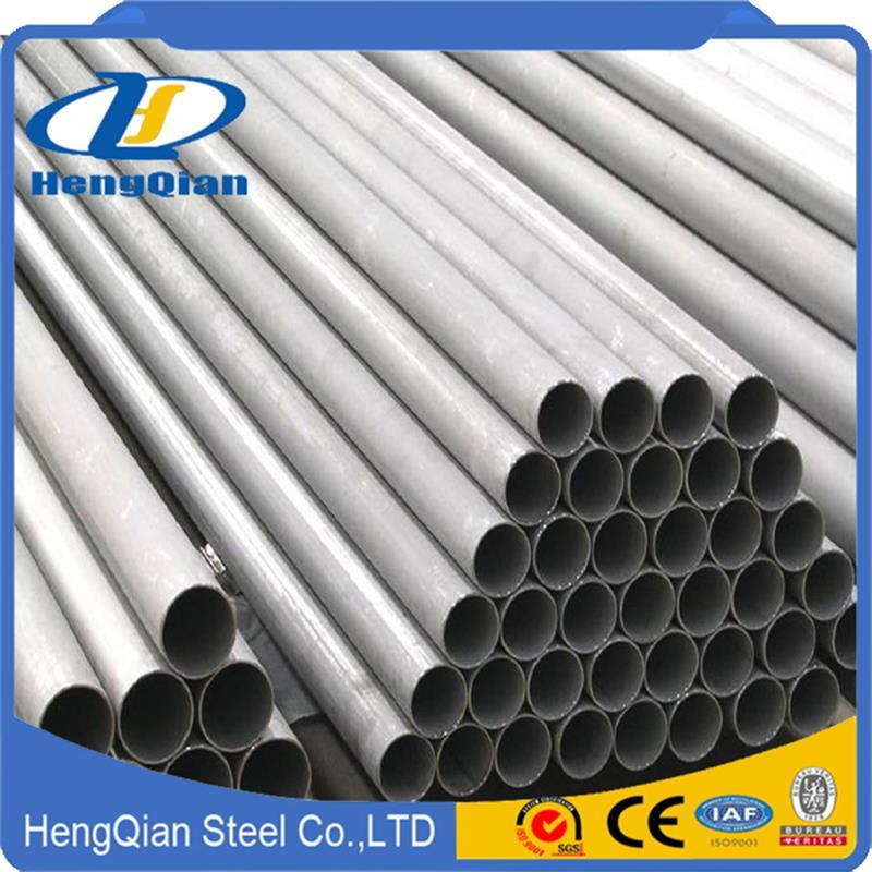 Standard Specifications 201 304 430 Welded Stainless Steel Pipe