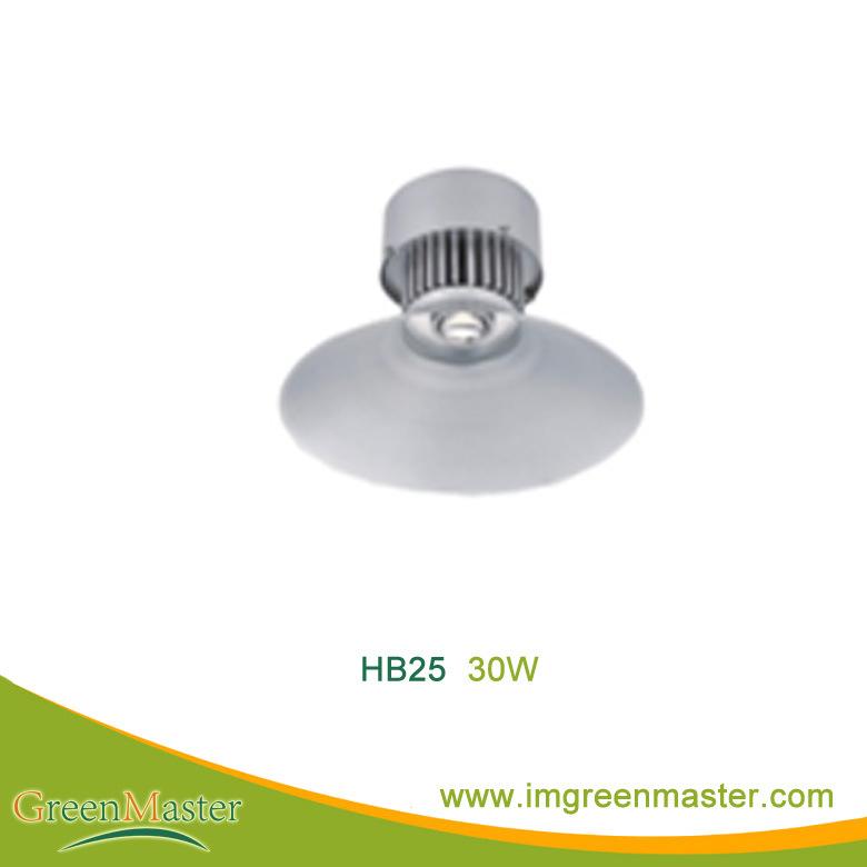 Hb25 30W 50W 70W 80W Factory Warehouse LED High Bay Light