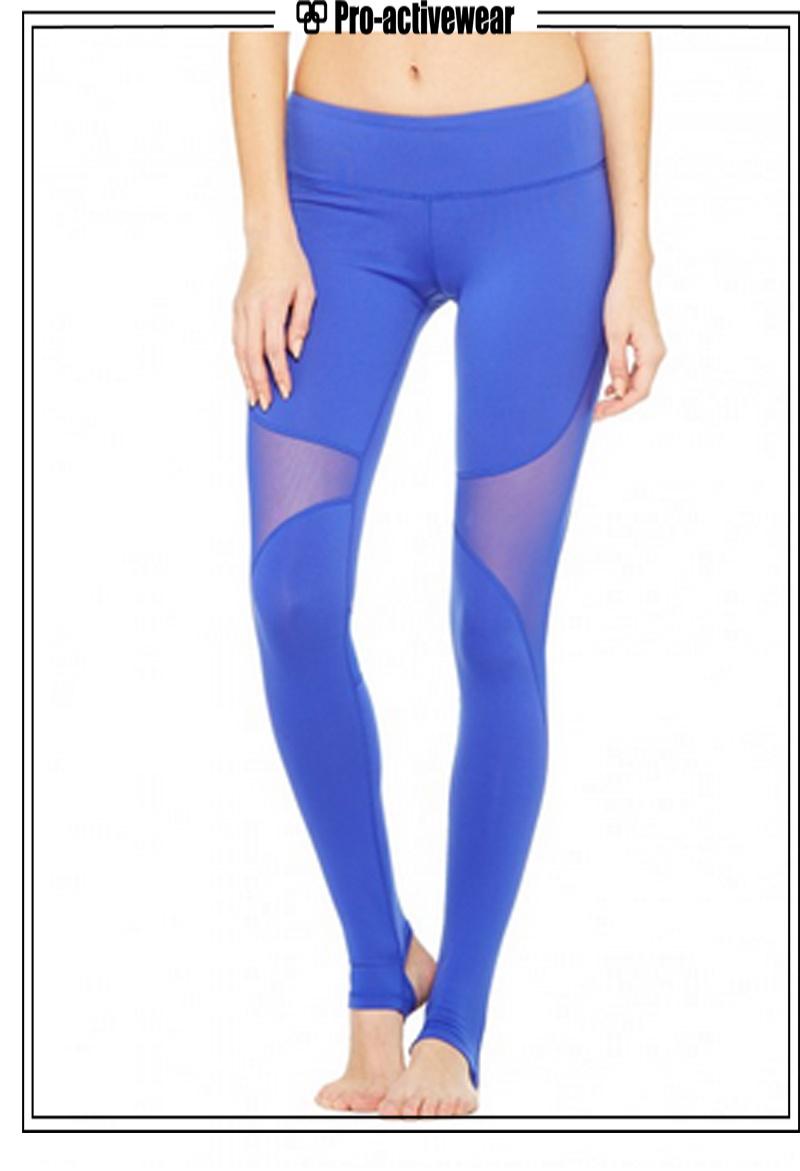 Dry Fit Custom Sublimation Yoga Pants Women Wholesale Leggings Tights