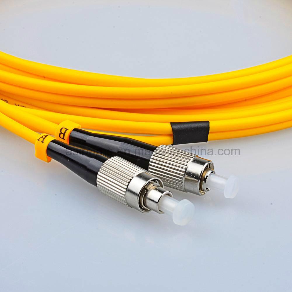 Fiber Optic FC Sm/mm Sx/Dx Jumper