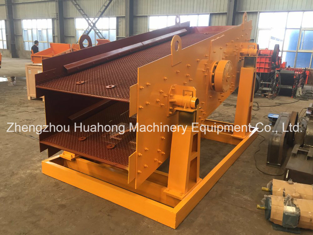 Circular Mineral Sand Vibrating Screen, Mining Circular Vinrating Screen