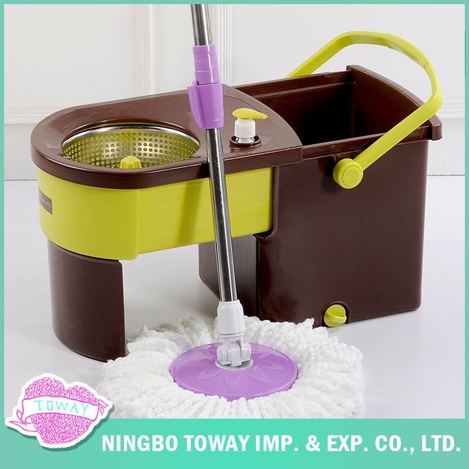 Best New Washing Spin Bucket Floor Easy Mop for Sale