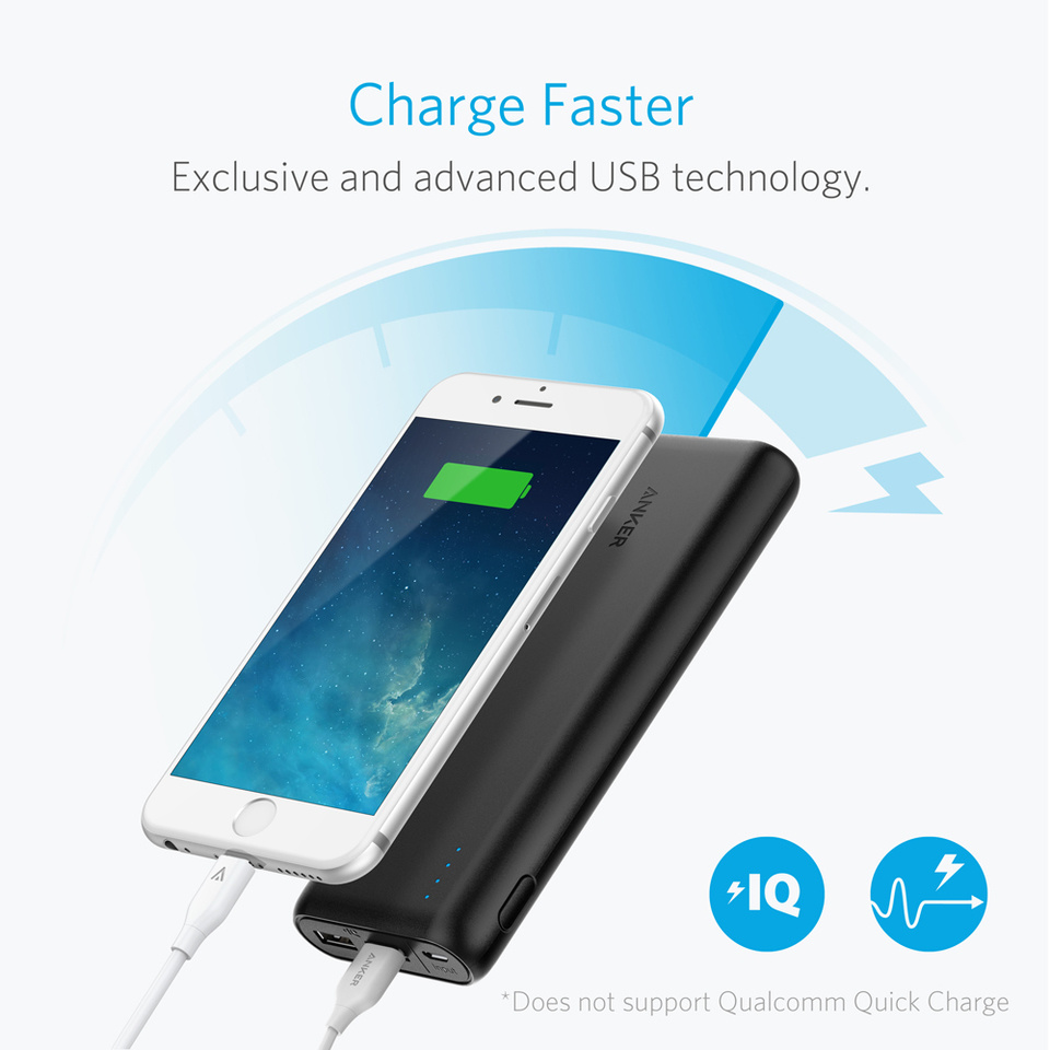 Anker Powercore 20100 Portable Charger Power Bank