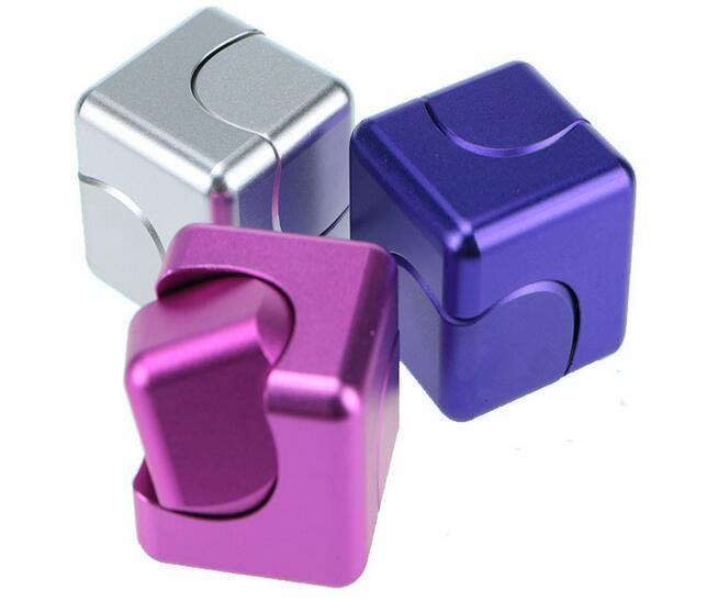 Cube Finger Toy
