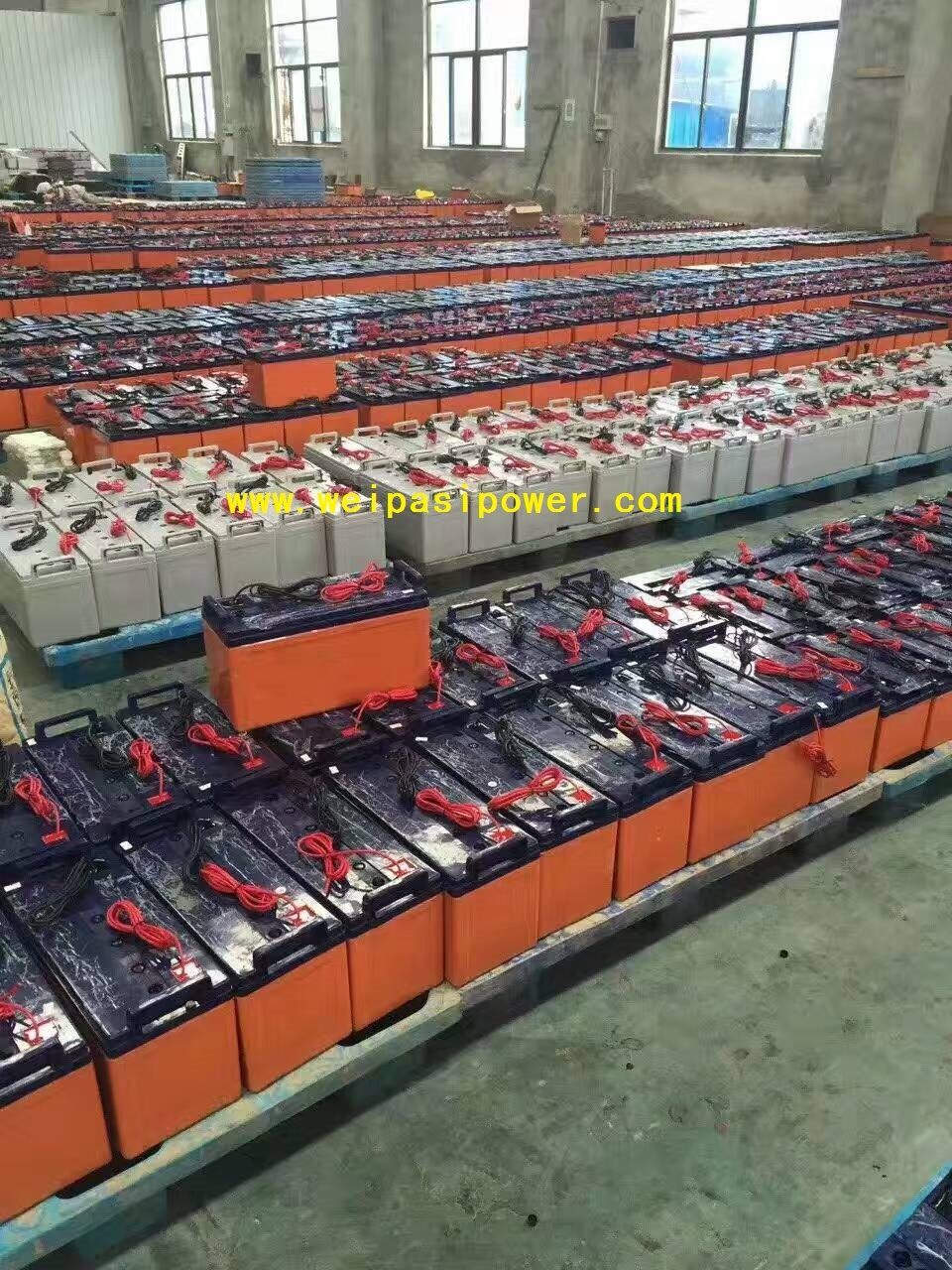 12V120AH,Can customize 42AH,50AH,60AH,65AH,70AH,85AH, 90AH,105AH,110AH,125AH; Storage Power;UPS;CPS; EPS;ECO;Deep-Cycle AGM;VRLA;Sealed Lead-Acid Battery