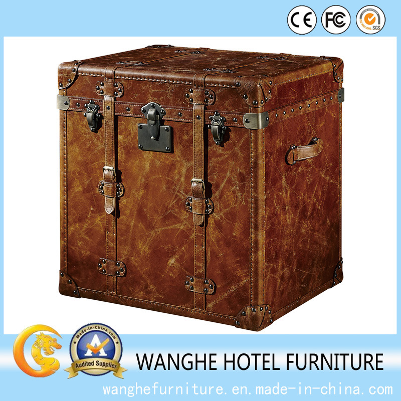 Commerical Office Furniture Side Table with Side Cabinet