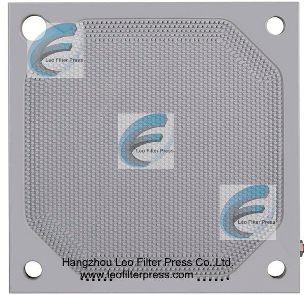 Leo Filter Press High Membrane Squeezing Filter Plate