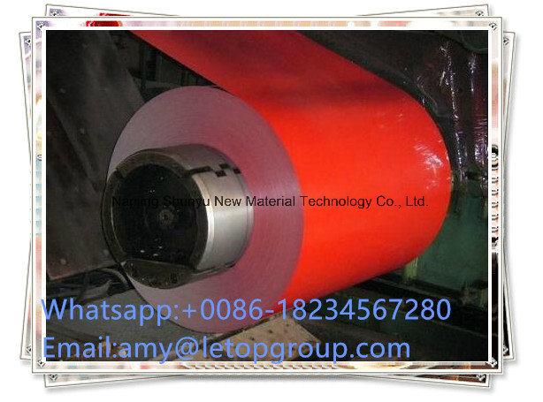 Aluzinc Coated Galvanized Steel Coil/Prepainted Steel Roofing Sheet