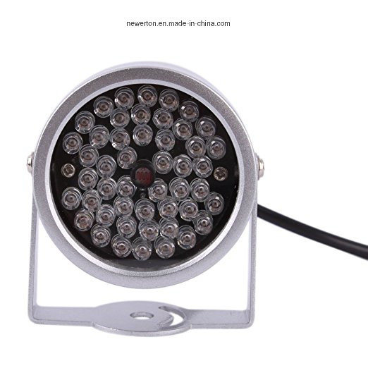 High Quality 48-LED CCTV IR Infrared Night Vision Illuminator Light Security Lamp for CCTV Camera