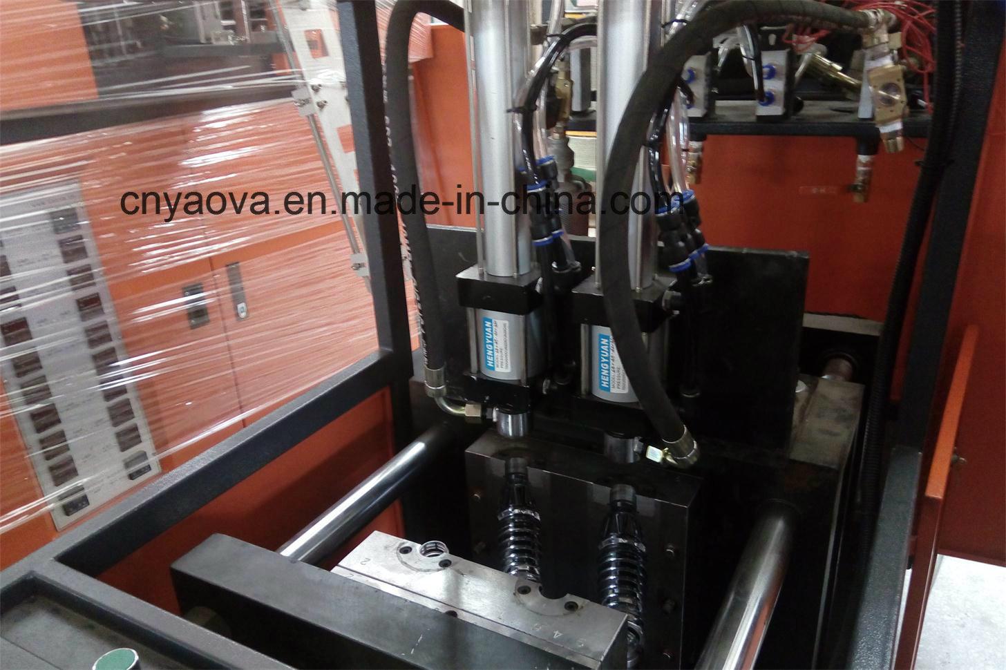 Semi Automatic Water Bottle Blow Moulding Machine Yv-3000ml