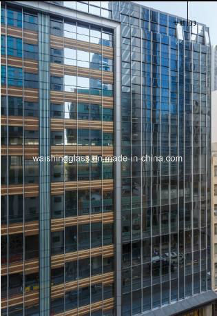 8mm Clear Low-E Tempered/Toughened Insulated Glass for Window