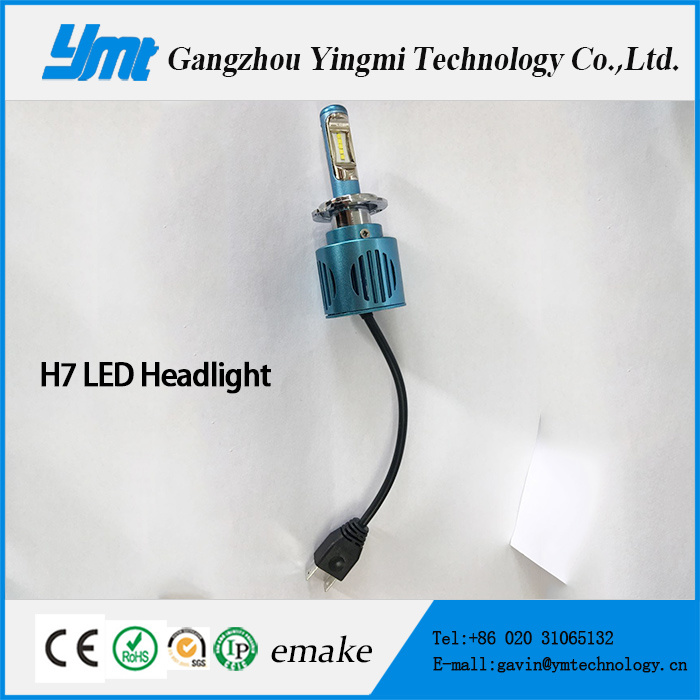 Car Accessories Auto H7 LED Motorcycle Headlight H11 LED Headlight