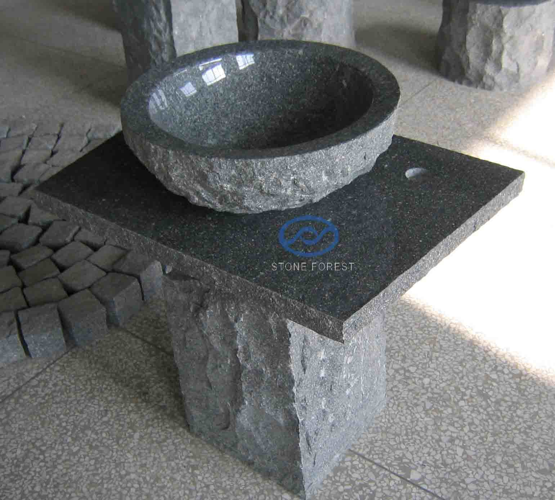 Stone Sink Basin : China Granite & Marble Sinks / Basin (SF-S9) - China Sink, Sinks