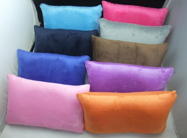 Travel Pillow Back Cushion, Ideal for Camping and Office Use