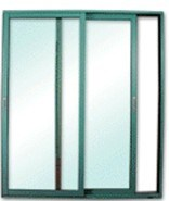 Aluminum\Aluminum Sliding Door