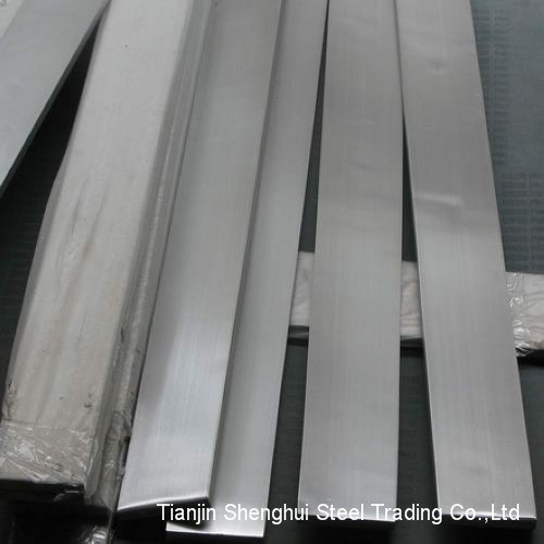 Flat Bar of Stainless Steel (316L)