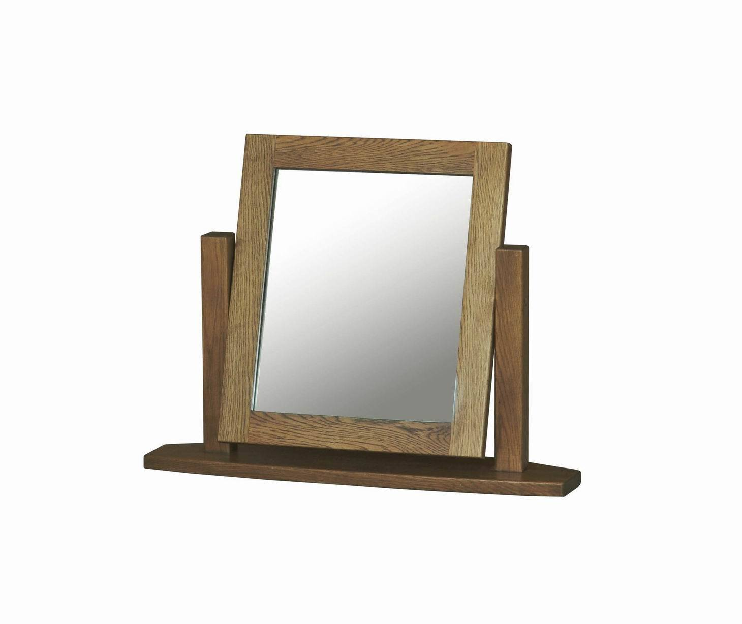 Dressing Mirror With Wooden Tables ~ Not found