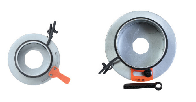Volume Control Air Damper