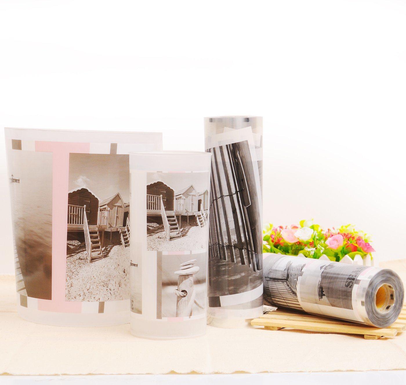 Heat Transfer Printing Film for Bucket