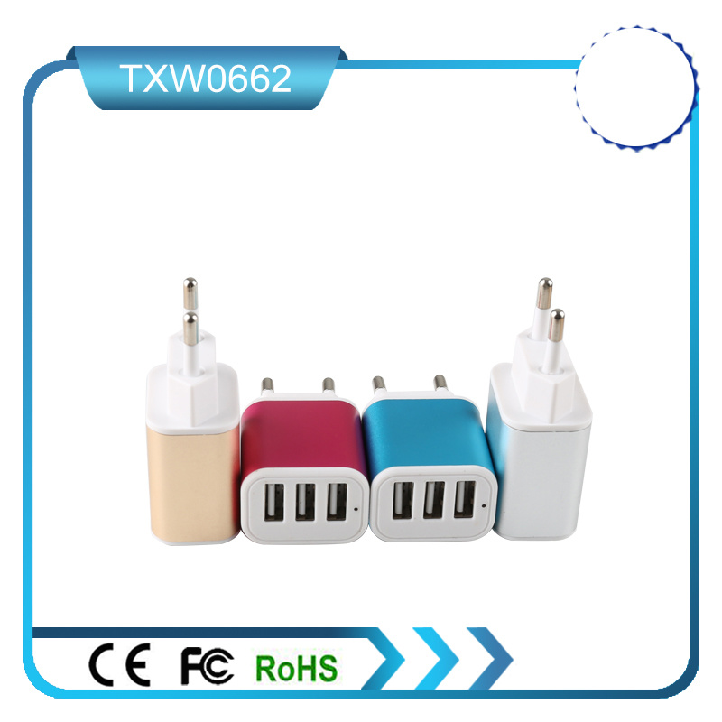 Phones Wall Charger Universal Wall Socket USB Wall Charger
