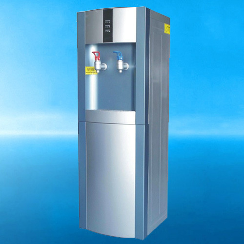 Floor Water Cooler Reverse Osmosis and Ultrafiltration. Bottleless water cooler with RO membrane, Ultrafiltration membrane and filters that can be connected directly to