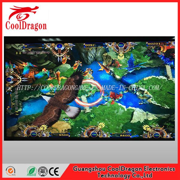 2017 New Bird Shooting Game Baii Man Arcade Game Machine Original Board for Sale