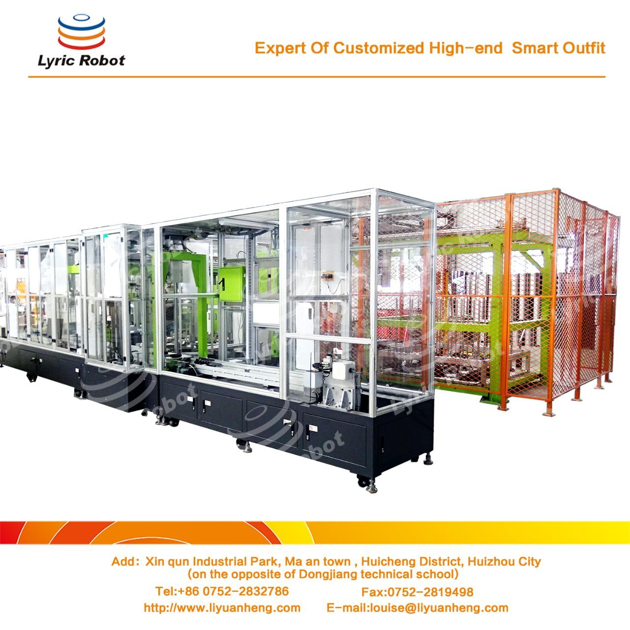 Residential Rubbish Bin Automation Assembly Line
