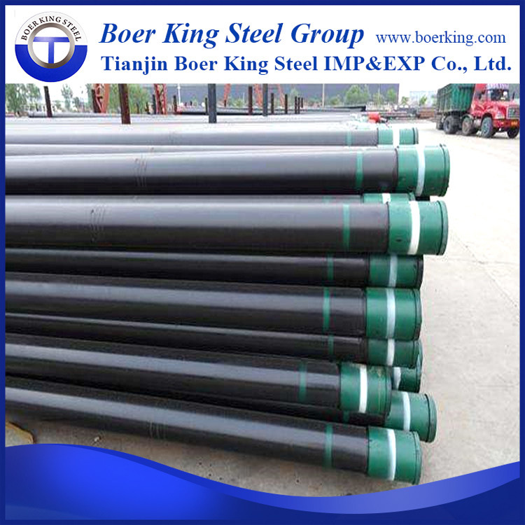 API 5CT Tubing Pipe / P110 Oil Casing Tubing with Stc Thread pictures & photos