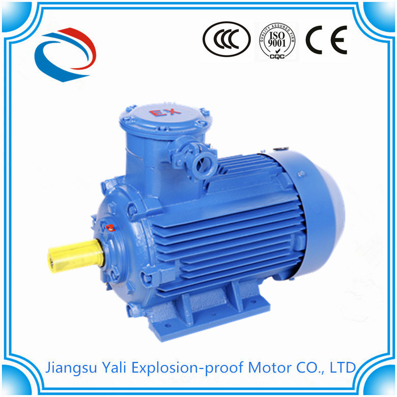 Ybx3 Ultra-Efficient Three-Phase Asynchronous Explosion-Proof Motors