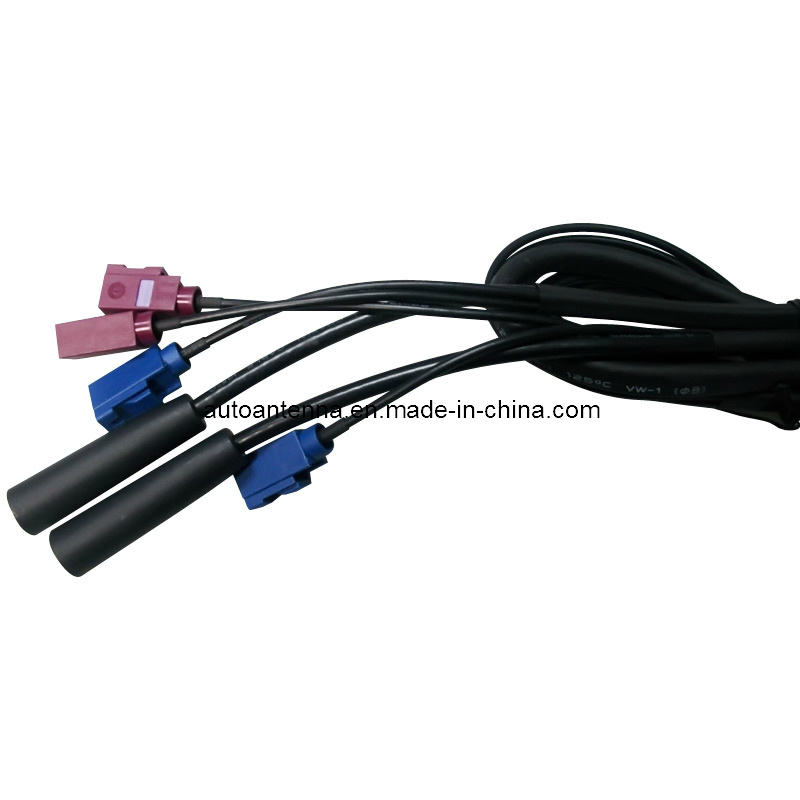Multi-Band Function with Fakra Plug Car Antenna Cable