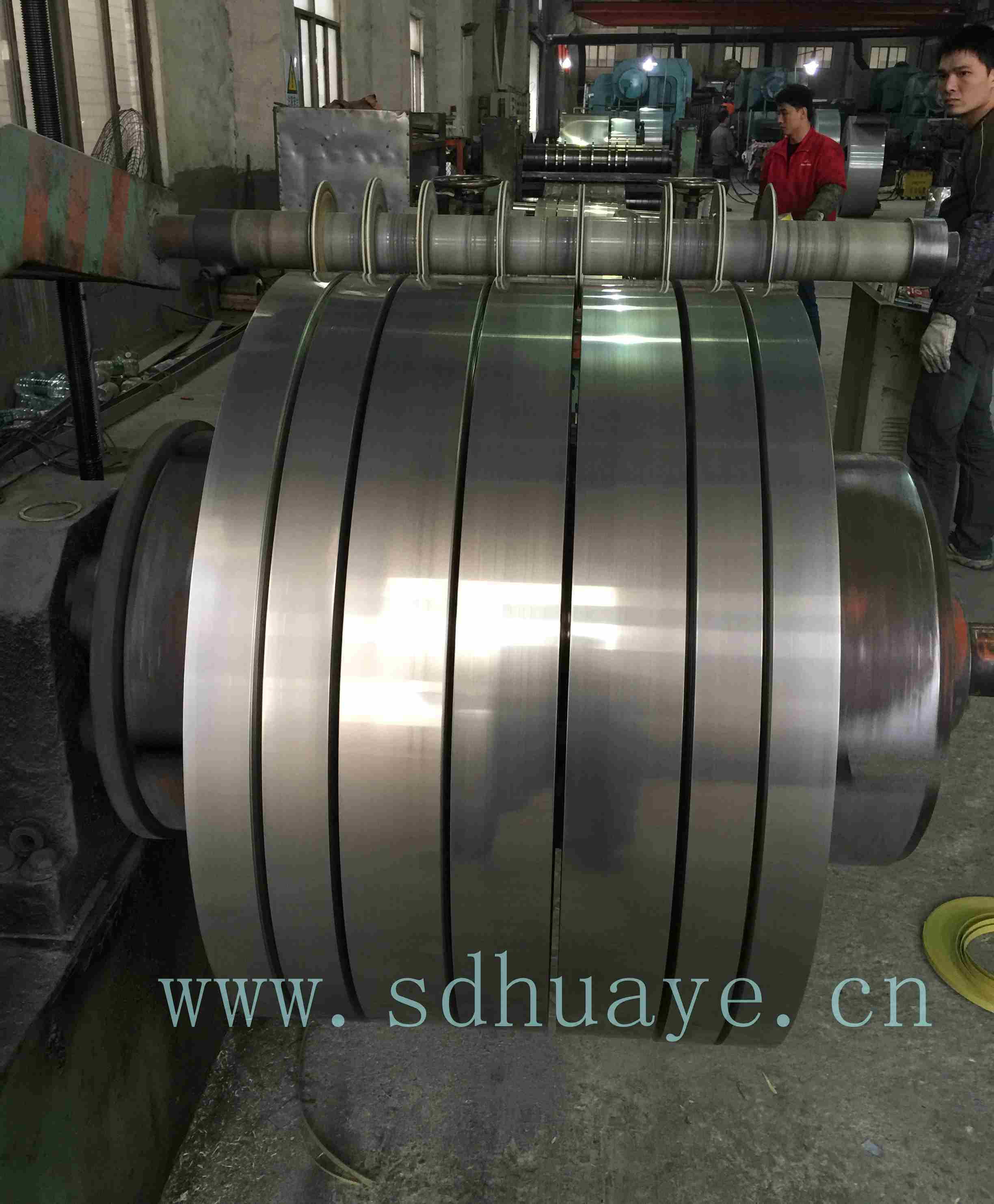 Grade 201 Prime Hot Rolled and Cold Rolled Stainless Steel Strips