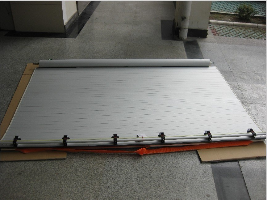 Fire Truck Roll up Door Shutter