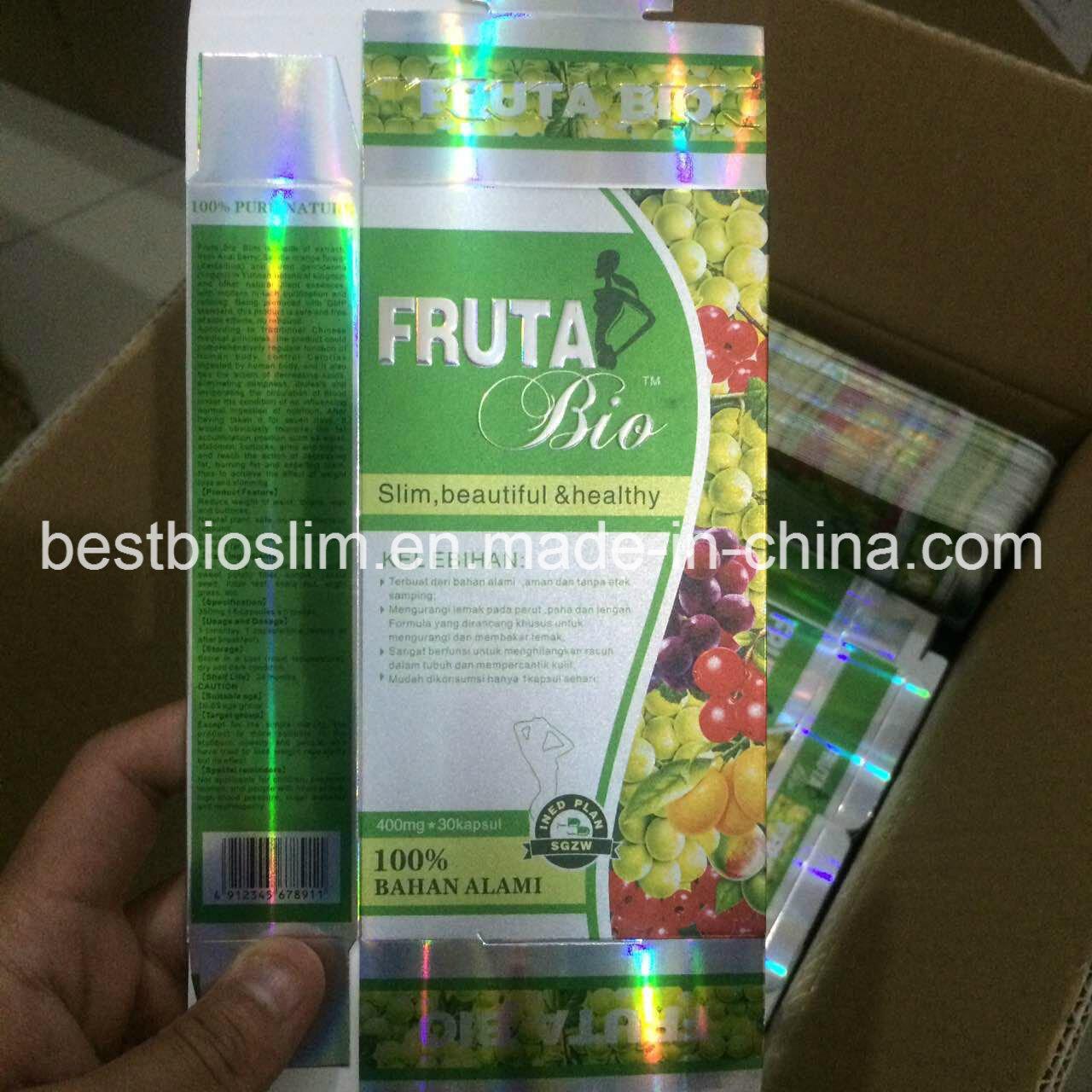 100% Original Nature Fruta Bio Bottle Weight Loss Slimming Pills