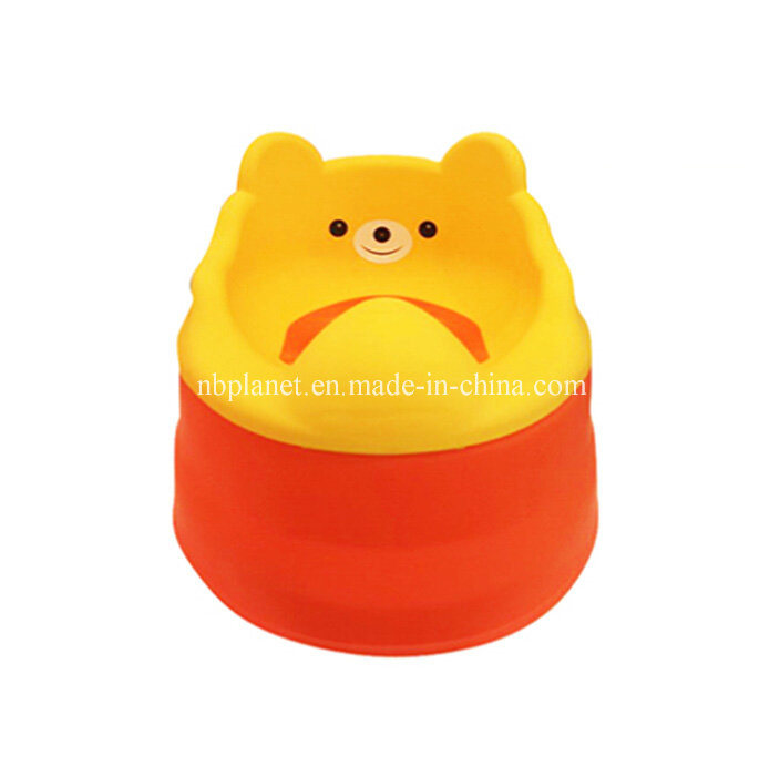 Plastic Animal Shape Baby Potty Trainer Chair Toilet Seat