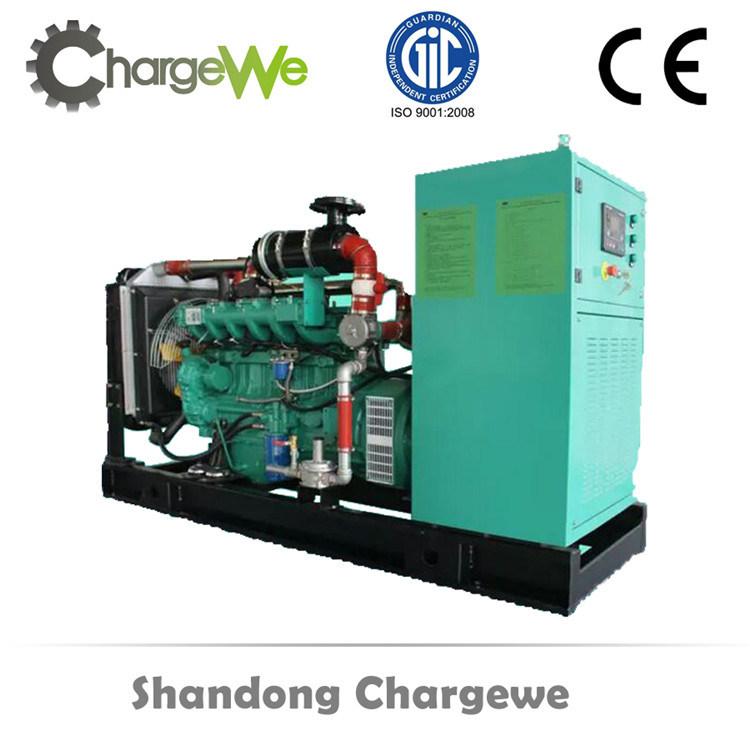 Water Cooling 1000kVA Biomass Electric Power Gas Generator