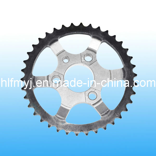 Sintered Sprocket for Auto Transmission Use